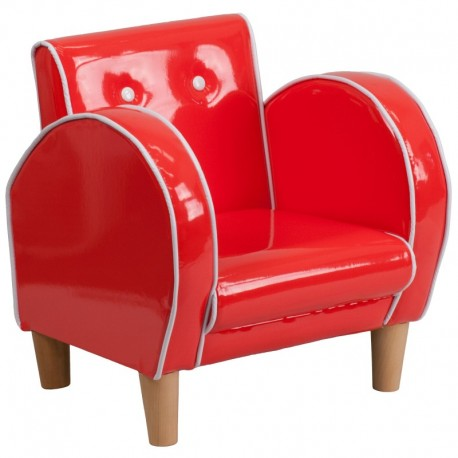 MFO Kids Red Chair