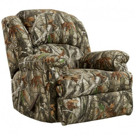 MFO Next Camouflage Fabric Rocker Recliner