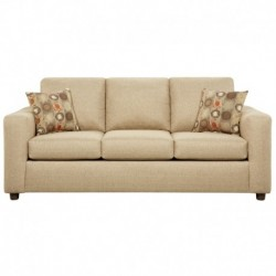 MFO Vivid Beige Fabric Sofa