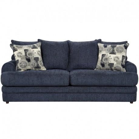 MFO Caliber Navy Chenille Sofa