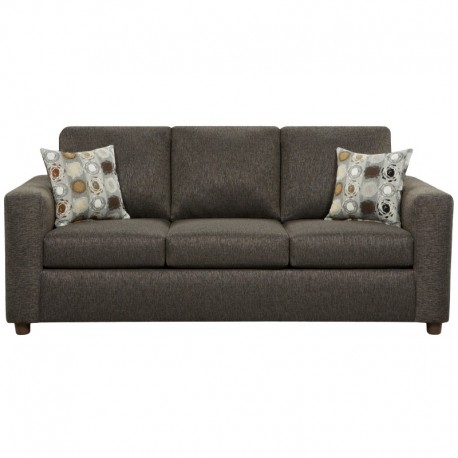 MFO Vivid Onyx Fabric Sofa