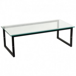 MFO Glass Coffee Table