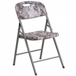 MFO Camouflage Plastic Folding Chair