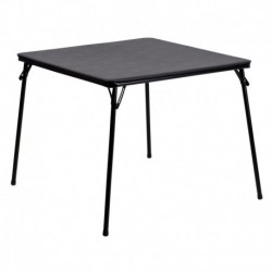 MFO Black Folding Card Table