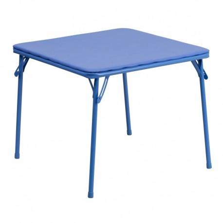 MFO Kids Blue Folding Table
