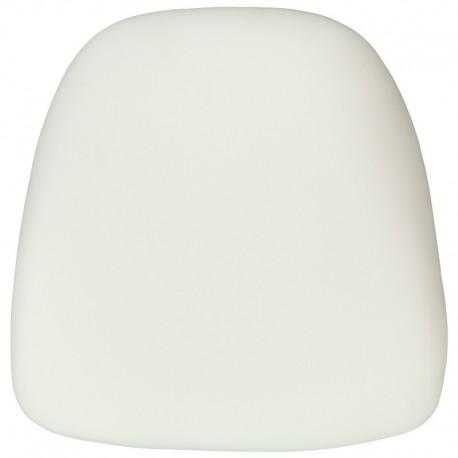 MFO Hard Ivory Fabric Chiavari Chair Cushion