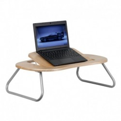 MFO Angle Adjustable Laptop Desk with Natural Top