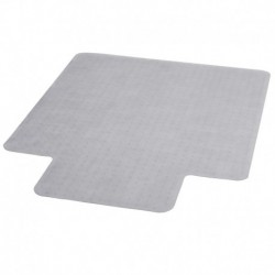 MFO 36'' x 48'' Carpet Chairmat with Lip
