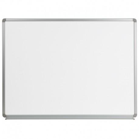 MFO 4' W x 3' H Magnetic Marker Board