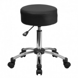 MFO Medical Ergonomic Stool with Chrome Base