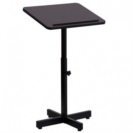 MFO Adjustable Height Metal Lectern