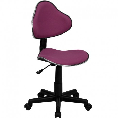 MFO Lavender Fabric Ergonomic Task Chair