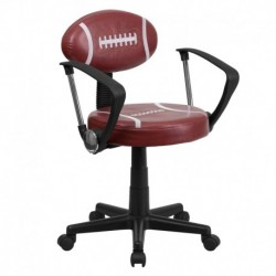 MFO Football Task Chair with Arms