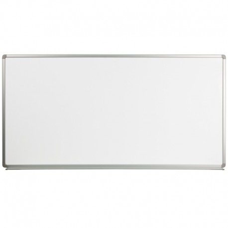 MFO 6' W x 3' H Magnetic Marker Board