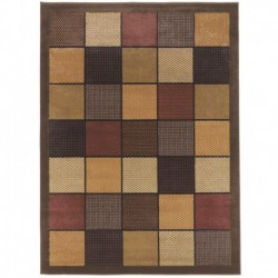 MFO Patchwork 5'2'' x 7'2'' Rug