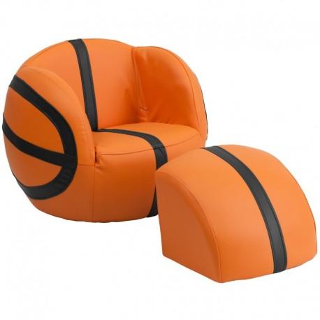 MFO Kids Basketball Chair and Footstool