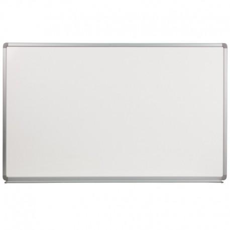 MFO 5' W x 3' H Porcelain Magnetic Marker Board