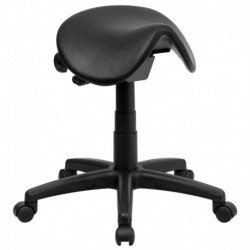 MFO Backless Saddle Stool