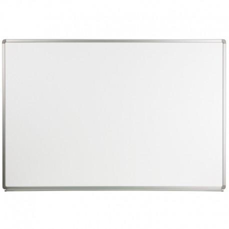 MFO 6' W x 4' H Magnetic Marker Board