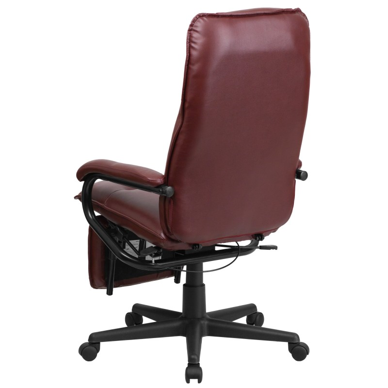 burgundy leather office chair photos office and pot dianxian2007 com
