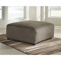 MFO Vanessa Oversized Ottoman in Dune Fabric