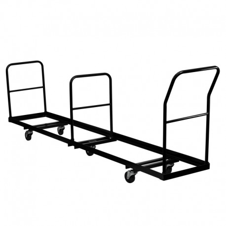 MFO Vertical Storage Folding Chair Dolly - 50 Chair Capacity