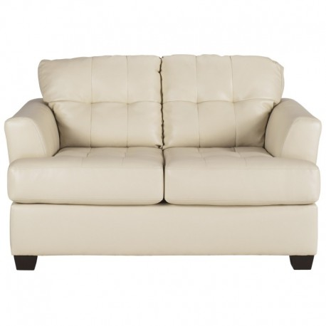 MFO Illuminate Loveseat in Ivory DuraBlend