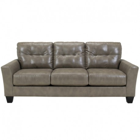 MFO Benchcraft Shine Sofa in Quarry DuraBlend
