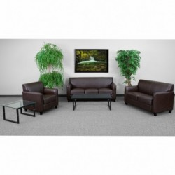 MFO Able Collection Reception Set in Brown