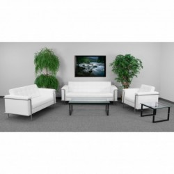 MFO Sophia Collection Reception Set in White