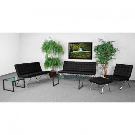 MFO Friendly Collection Reception Set in Black