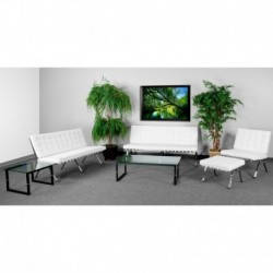 MFO Friendly Collection Reception Set in White