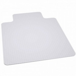 MFO 45'' x 53'' Big & Tall 400 lb. Capacity Carpet Chairmat with Lip