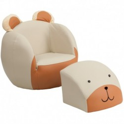 MFO Kids Bear Chair and Footstool